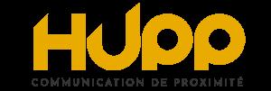 logo hupp communication